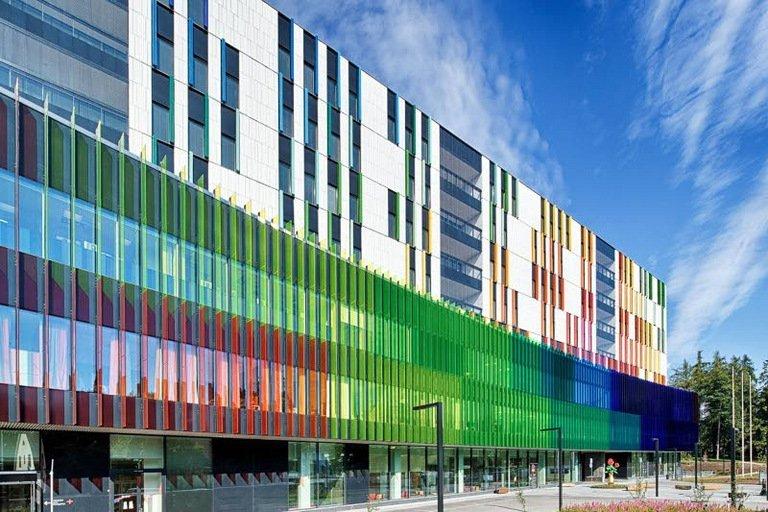 A new children's hospital