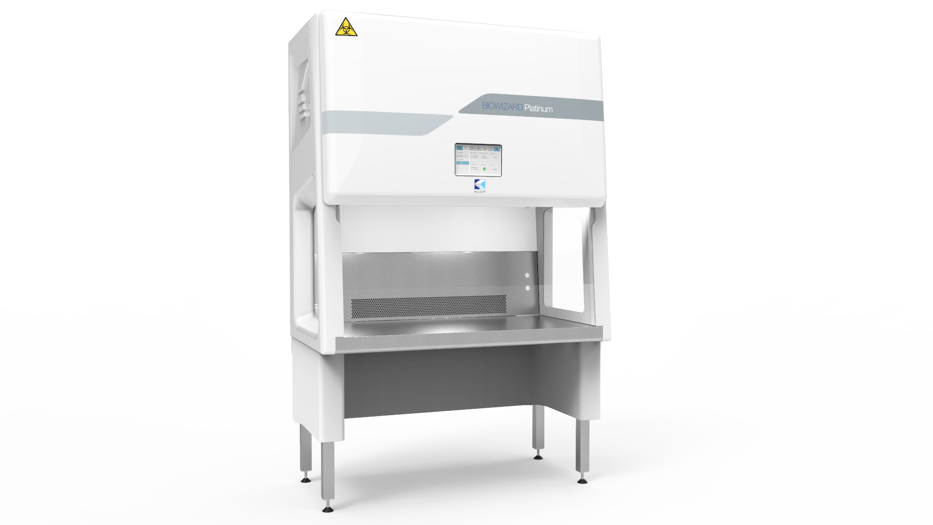 Open laminar flow cabinet CleanWizard Platinum