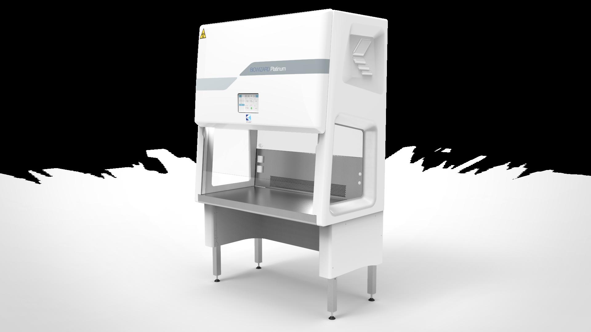 Open laminar flow cabinet CleanWizard Platinum