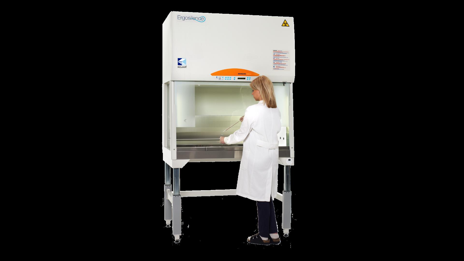 Kojair Biozard Golden Line biosafety cabinet- micobiological safety cabinet class 2