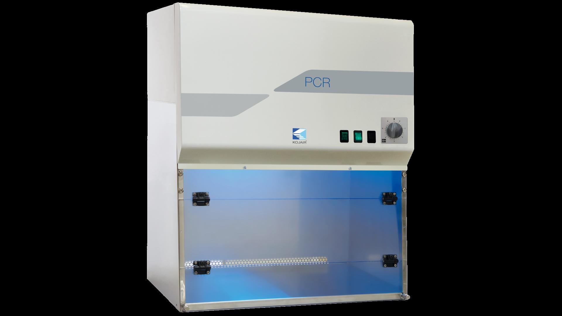 PCR Workstation with UV lights