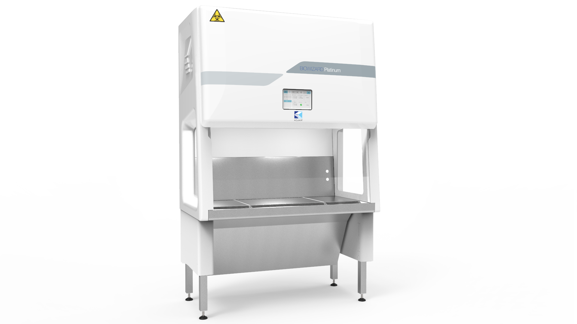 Platinum XL biosafety cabinet- micobiological safety cabinet class 2 for cytotoxic with HEPA pre-filters