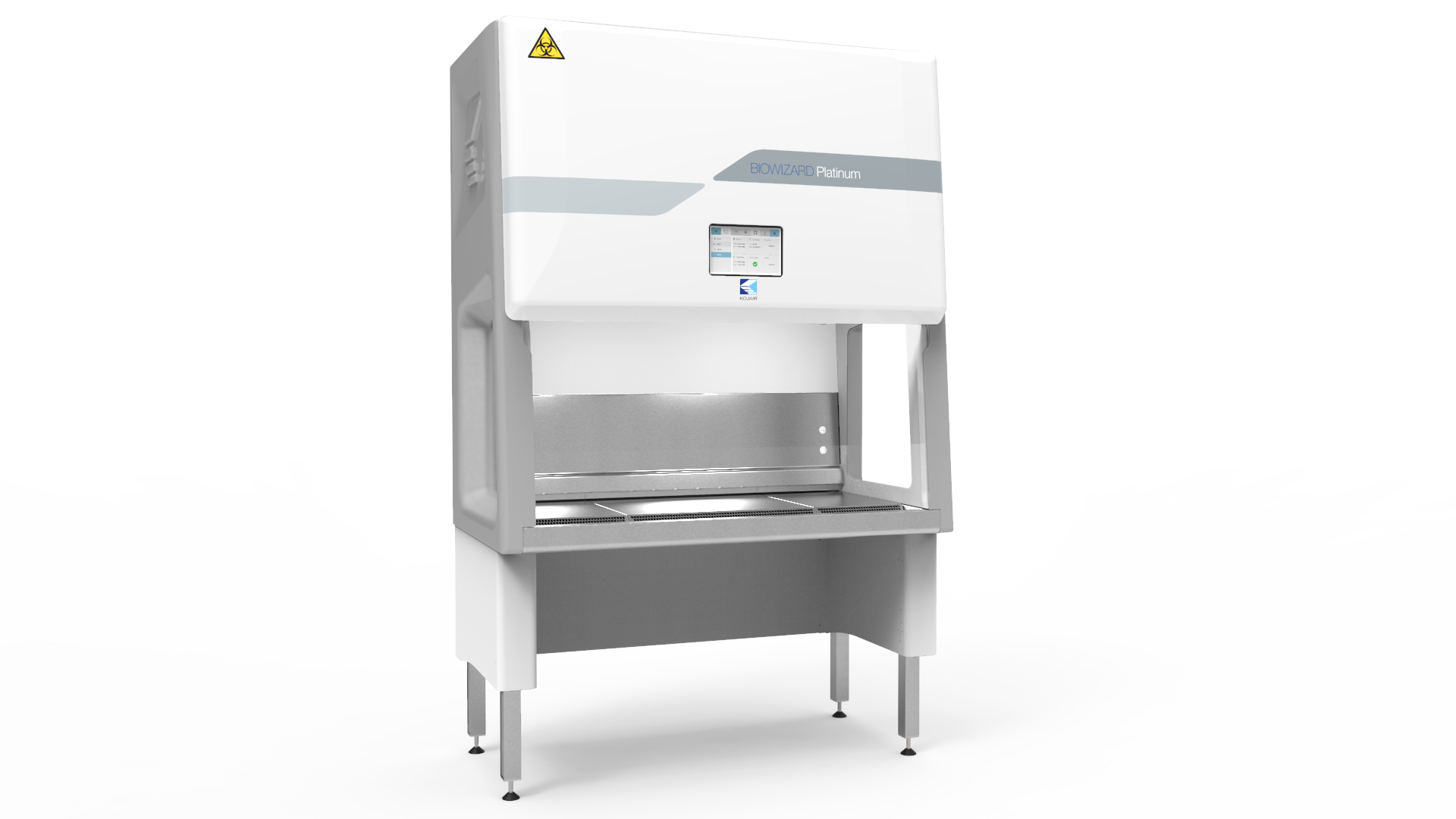 Platinum biosafety cabinet- micobiological safety cabinet class 2