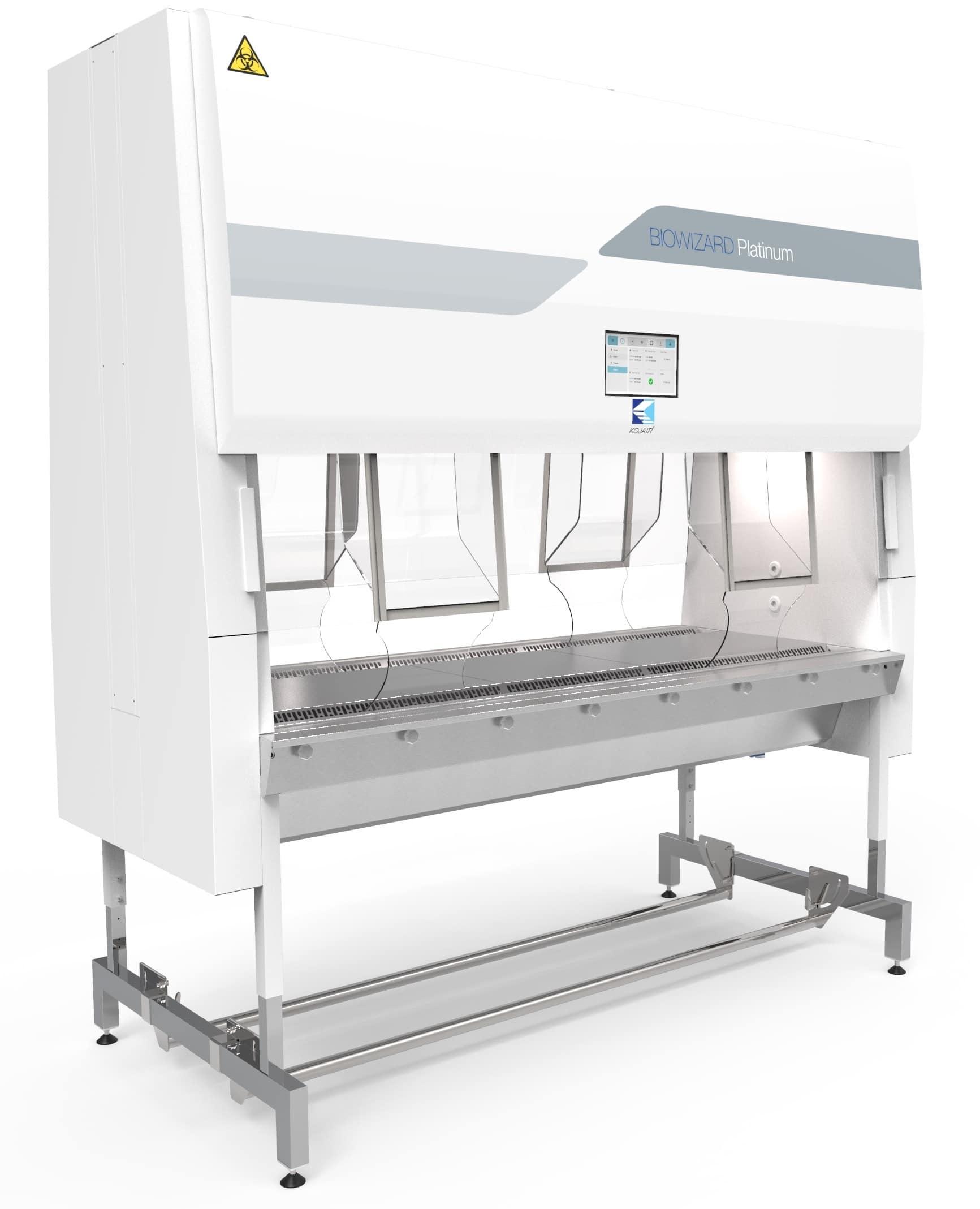 Kojair Platinum Dual tailor made microbiological safety cabinet