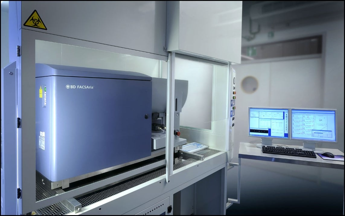 Kojair customized LAF cabinet