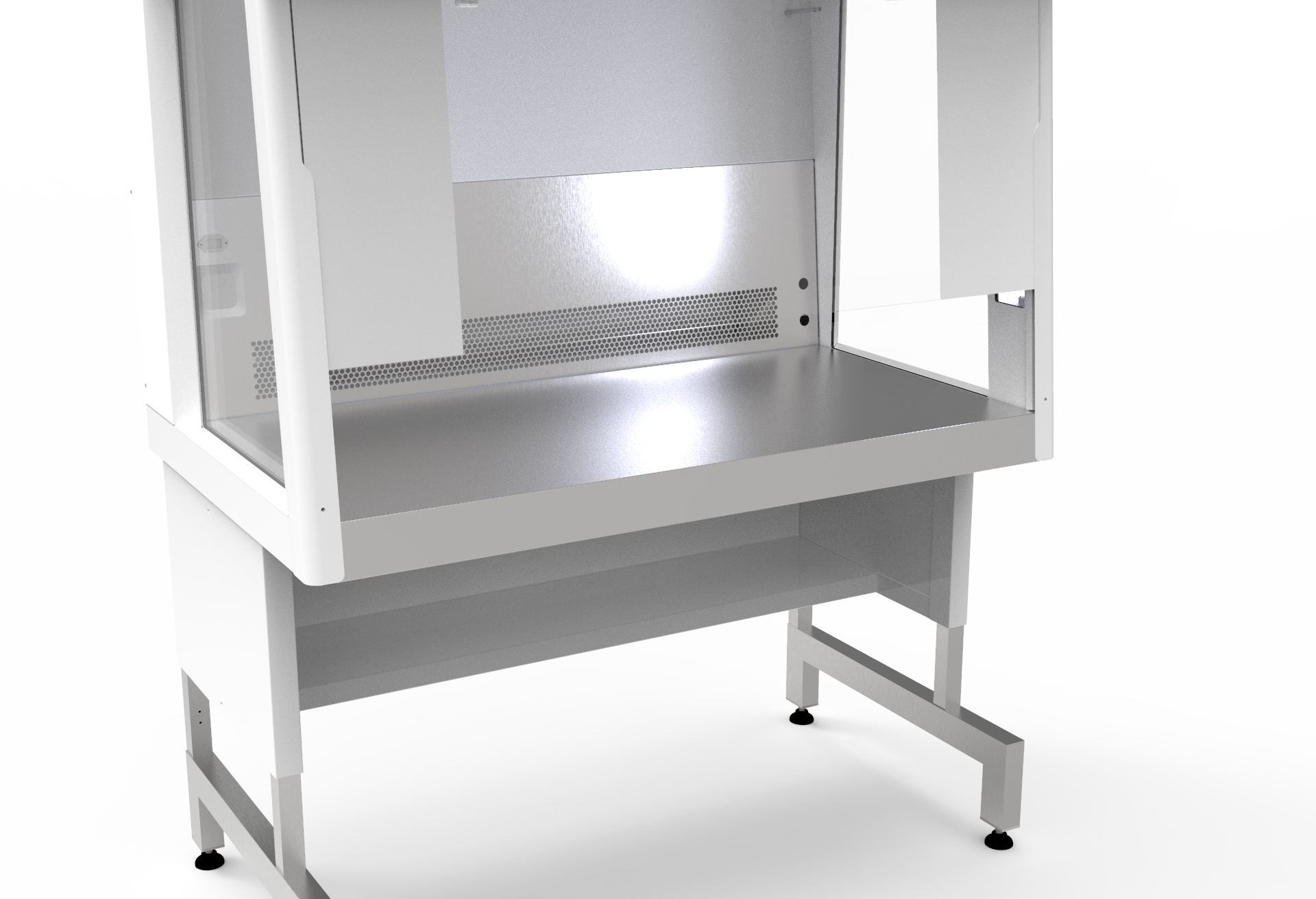 Cleanwizard V 130 laminar flow cabinet