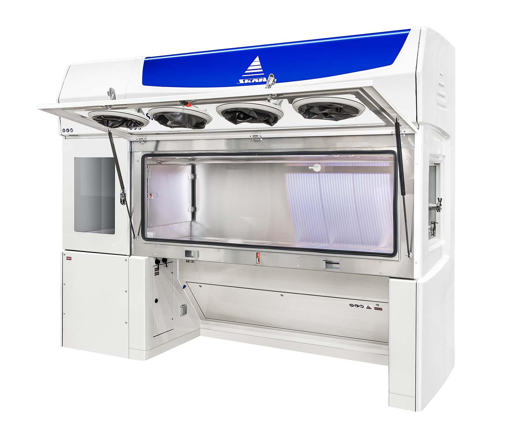 LaboratoryIsolator-SKANFOGPURE_open
