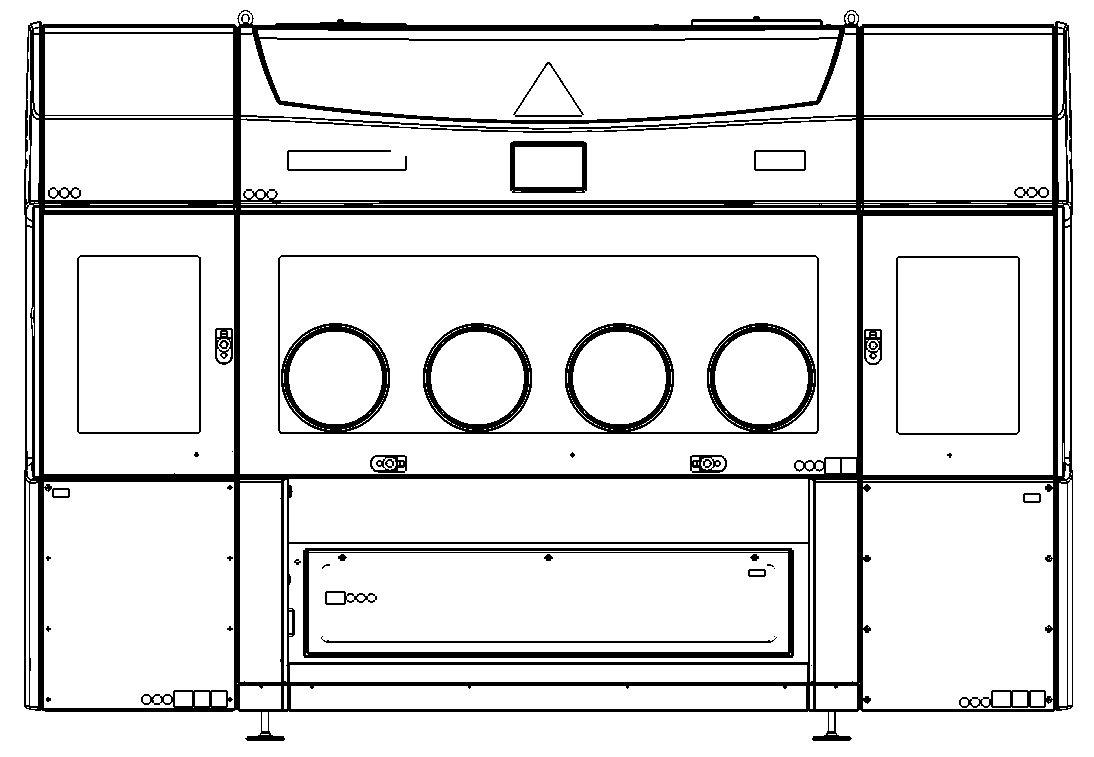 LaboratoryIsolator-SKANFOGPURE_schema_4gloves